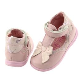 Ren But Ballerinas für Mädchen mit Schleife Ren 1466 pink 4