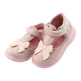 Ren But Ballerinas für Mädchen mit Schleife Ren 1466 pink 3