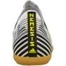 Adidas Nemeziz Tango 17.3 In M BB3653 Indoor-Schuhe weiß, schwarz weiß 2