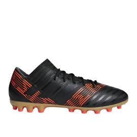 Fußballschuhe adidas Nemeziz 17.3 Ag M CP8994 schwarz schwarz 1