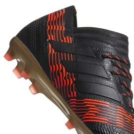 Fußballschuhe adidas Nemeziz 17.1 Fg Jr CP9152 schwarz 1
