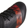 Adidas Nemeziz Tango 17,3 Tf M CP9098 Fußballschuhe schwarz, gold, rot schwarz 1