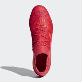 Fußballschuhe adidas Nemeziz 17.1 Sg M CP8944 rot rot 1