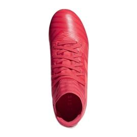 Fußballschuhe adidas Nemeziz 17.3 Fg Jr CP9166 rot rot 1