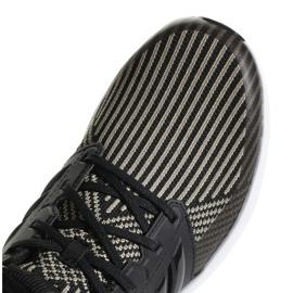Laufschuhe adidas Rapida Run Knit Jr DB0220 schwarz 2