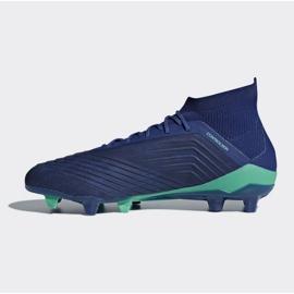 Fußballschuhe adidas Predator 18.1 Fg M CM7411 blau blau 1
