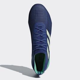 Fußballschuhe adidas Predator 18.1 Fg M CM7411 blau blau 2