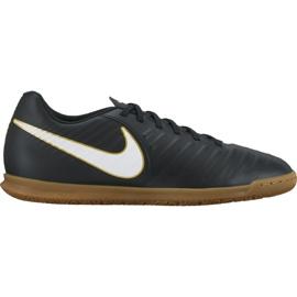 Hallenschuhe Nike TiempoX Rio Iv Ic M 897769-002 schwarz schwarz 1