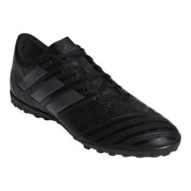 Adidas Nemeziz Tango 17.4 Tf M CP9061 Fußballschuhe schwarz schwarz 2