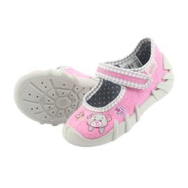 Befado Kinderschuhe 109P180 pink 7