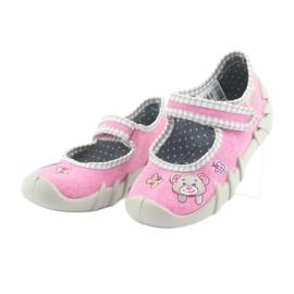 Befado Kinderschuhe 109P180 pink 5