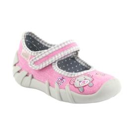 Befado Kinderschuhe 109P180 pink 3