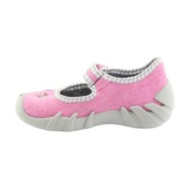 Befado Kinderschuhe 109P180 pink 4