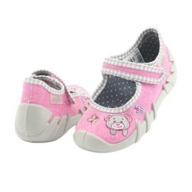 Befado Kinderschuhe 109P180 pink 6