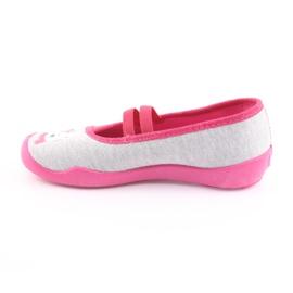 Befado Kinderschuhe 116X226 pink 3