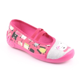 Befado Kinderschuhe 116X226 pink 2