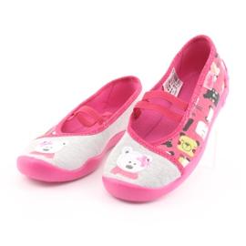 Befado Kinderschuhe 116X226 pink 4