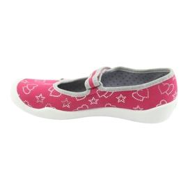 Befado Kinderschuhe 114Y310 pink 4