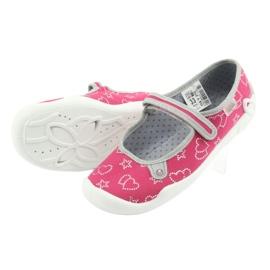 Befado Kinderschuhe 114Y310 pink 6