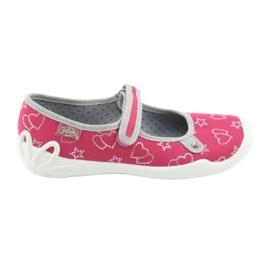 Befado Kinderschuhe 114Y310 pink 2