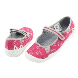 Befado Kinderschuhe 114Y310 pink 5