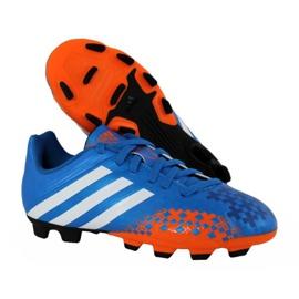 Adidas Predito Lz Fg Junior Q21735 Fußballschuhe blau blau 1