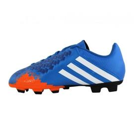 Adidas Predito Lz Fg Junior Q21735 Fußballschuhe blau blau 3