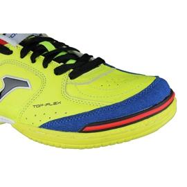 Indoor Schuhe Joma Top Flex In TOPW.711 Raum M gelb gelb 3