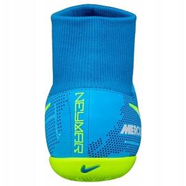 Nike Mercurial Victory 6 Df Njr Ic 921515-400 Indoor-Schuhe blau blau 1
