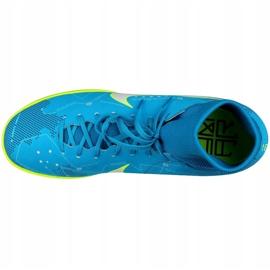 Nike Mercurial Victory 6 Df Njr Ic 921515-400 Indoor-Schuhe blau blau 2