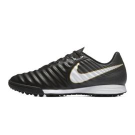Fußballschuhe Nike TiempoX Ligera Iv Tf M 897766-002 schwarz schwarz 1