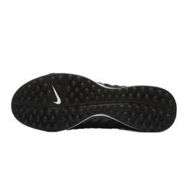Fußballschuhe Nike TiempoX Ligera Iv Tf M 897766-002 schwarz schwarz 2