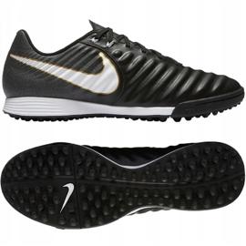 Fußballschuhe Nike TiempoX Ligera Iv Tf M 897766-002 schwarz schwarz 3