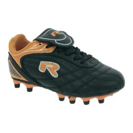 Starlife T90488 Fg M Fußballschuhe mehrfarbig schwarz, orange 2