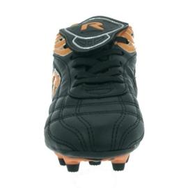 Starlife T90488 Fg M Fußballschuhe mehrfarbig schwarz, orange 3