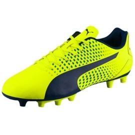 Fußballschuhe Puma Adreno Iii Fg Safety M 104046 09 gelb gelb 1
