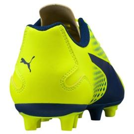 Fußballschuhe Puma Adreno Iii Fg Safety M 104046 09 gelb gelb 2