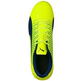 Fußballschuhe Puma Adreno Iii Fg Safety M 104046 09 gelb gelb 3