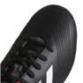 Fußballschuhe adidas Predator 18.4 FxG Jr CP9243 schwarz schwarz 3