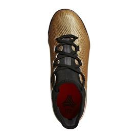 Fußballschuhe adidas X Tango 17.3 Tf Jr CP9024 gold gold 1