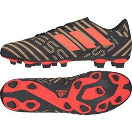 Adidas Fußballschuhe adias Nemeziz Messi 17.4 FxG M CP9046 mehrfarbig schwarz 2