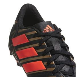 Adidas Fußballschuhe adias Nemeziz Messi 17.4 FxG M CP9046 mehrfarbig schwarz 3