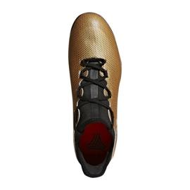 Fußballschuhe adidas X Tango 17.3 Tf M CP9135 gold, schwarz gold 2
