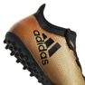 Fußballschuhe adidas X Tango 17.3 Tf M CP9135 gold, schwarz gold 6