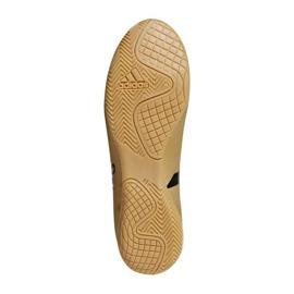 Indoor-Schuhe adidas X Tango 17.4 In M CP9149 gold, schwarz gold 1