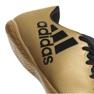 Indoor-Schuhe adidas X Tango 17.4 In M CP9149 gold gold, schwarz 2