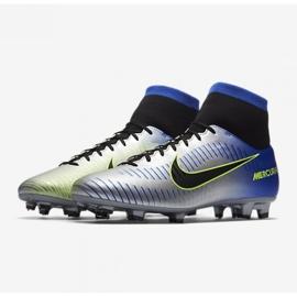Nike Mercurial Victory Df Fg Neymar M 921506-407 silber mehrfarbig 3