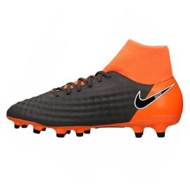 Fußballschuhe Nike Obra Ii Academy Df Fg M AH7303-080 mehrfarbig graphit 1