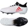 Fußballschuhe adidas X 17.2 Fg M CP9187 weiß, rot mehrfarbig 2