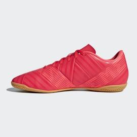 Indoor-Schuhe adidas Nemeziz Tango 17.4 In M CP9087 rot rot 1